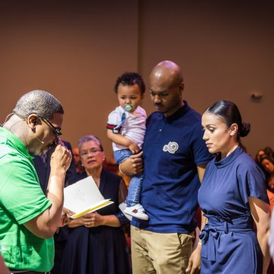 Cayden's Baby Dedication