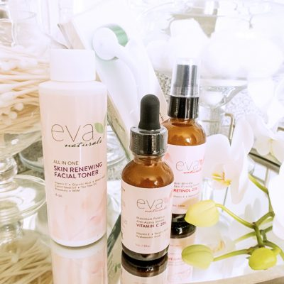 Microneedling with Eva Naturals