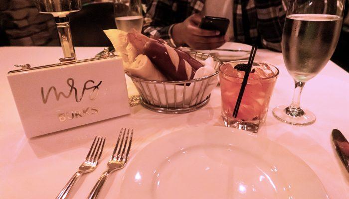 Date Night at Mastro's